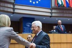 """Der niederländische EU Parlamentarier Bastiaan """"Bas"""" Belder im Gespräch mit dem Sicherheitsexperten, Historiker und Politikwissenschaftler Marcel Serr über die Beziehung der EU zu Israel und die Internationale Sicherheit."""