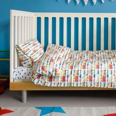 Cars & Buses Duvet Set, Cot Bed