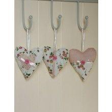 Set 3 Floral hearts www.dressmyhome.ie