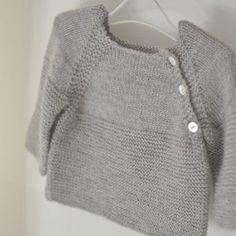 Jolis tricots citronille et autres