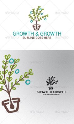 Plant in a Vase ... <p>Green plant in a vase symbolizing growth. The file is ready to print.</p>   <p>Package included: Ai,  EPS  ,  PDF , all vector files  CMYK  , easy to edit. Font used: Candela http://www.fontsquirrel.com/fonts/Candela</p> breeding ground, bulb, educational, florist, fruit, garden, green, growth, leaf, nature, plant, plant bulb, pot, tree, vase