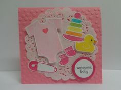 Something for Baby by RachelsCraftRoom - Cards and Paper Crafts at Splitcoaststampers