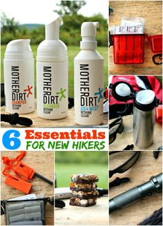 6 Essentials for New Hikers! Learn what you should be bringing with you as a new…