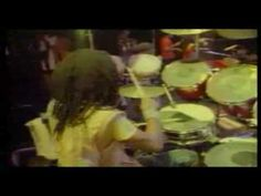 Peter Tosh live at Greek Theatre, Los Angeles, USA, Aug 1983 - Johnny B. Goode