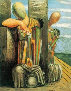 giorgio de chirico and surrealist mythology From: rise of surrealism, the in lieu of an abstract, here is a brief excerpt of the content: 73 4 g i o r g i o d e c h i r i c o a n d t h e s o l i t u d e o f t h e s i g n although andré breton and his colleagues eventually came to despise giorgio de chirico, they never lost their admiration for his early works, which inspired several generations of surrealist.