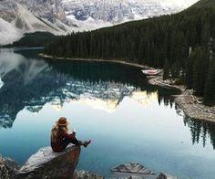 Lake hangs