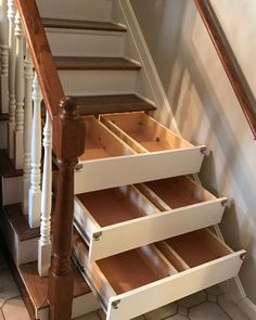 61 Likes 1 Comments Calendar Construction LLC ( on Un. 61 Likes 1 Comments Calendar Construction LLC ( on Un Understairs Storag Stairs Storage Drawers, Staircase Storage, Stair Storage, Hidden Storage, Staircase Design, Diy Storage, Storage Spaces, Staircase Drawers, Stairs With Drawers