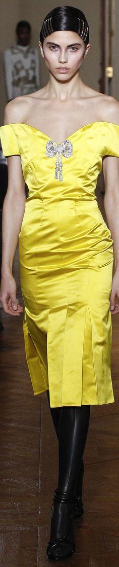 Francesco Scognamiglio spring 2017 Couture