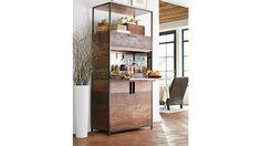 Clive Bar Cabinet | Crate and Barrel