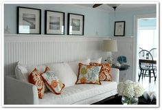 To Beadboard or Not to Beadboard - Town & Country Living