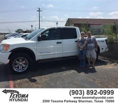 https://flic.kr/p/DKsDVx | #HappyBirthday to Steve & Deborah from Mike Red Robinson at Texoma Hyundai! | deliverymaxx.com/DealerReviews.aspx?DealerCode=L967