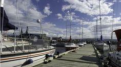 Marina Le Havre Polyvalent de Sainte-Anne-des-Monts, Haute-Gaspésie. Le Havre, Tour, Saint, Content
