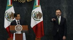 awesome Mexico's president extends olive branch to Trump with new foreign minister pick