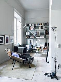 La belle maison suédoise de Jonas Ingerstedt