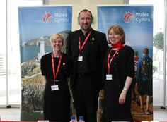 All #UK countries were welcome to participate in #ExploreGB. #Wales #Cyrmu // © 2015 TravelAge West/VisitBritain