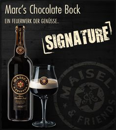 Marc's Chocolate Bock from Maisel&Friends
