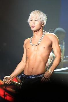 Taeyang |   Did anyone else see this and instantly picture something like chocolate or honey dripping down that? I'm not being funny, I actually did...