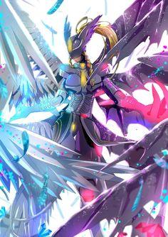 #Digimon Mastemon