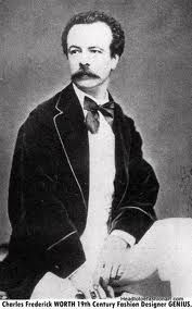 Charles Frederick Worth - Charles Frederick Worth (1825-1895), widely considered the Father of Haute couture, was an English fashion designer of the 19th century, whose works were produced in Paris