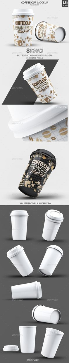 Coffee Cup Mock-Up #coffeecupmockup #cupmockup Download: http://graphicriver.net/item/coffee-cup-mockup/10487506?ref=ksioks