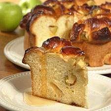 Harvest Apple Challah: King Arthur Flour