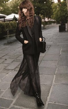 Street Style -Glamour