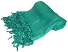 Pashmina Scarf Shawl Wrap Throw - Over 100 beatiful colours to choose from (Approx. 28 x Approx. 80) $6.99