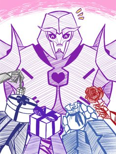 Transformers Prime - Megatron is the Best Boss✶ #TransformersPrime #TFP #TV_Show