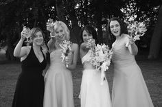 Fun photo for all of the girls! Photo by: Art Wedding Studio Photography