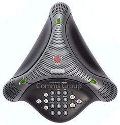 Polycom Voicestation 300 Conference Unit  220017910102  £219.00 + vat Managed It Services, Audio, Best Brand, The Unit, Shopping, Phones, Telephone