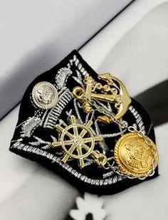 Broche timón y anchor EUR4.89