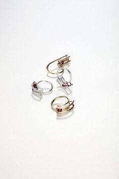 JUN SUK MIN -Rolling Series Bracelets and Rings -2012-2013