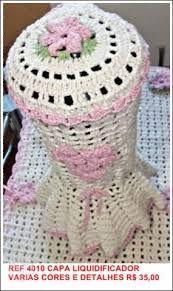 216 Mejores Imagenes De Funda En Crocheth Para Licuadora Kitchen