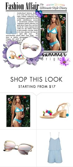 """""""II Stayingsummer / No.13"""" by eminica1111 ❤ liked on Polyvore"""