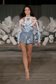 Alice McCall Ready-To-Wear S/S 2014/15