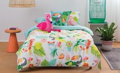 Paradise Quilt Cover Set by Kas Kids