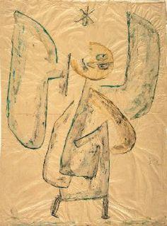 Paul Klee - Angel of the star (Engel vom Stern)