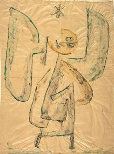 Paul Klee - Angel of the star (Engel vom Stern)