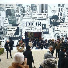 Dior at Musee Rodin