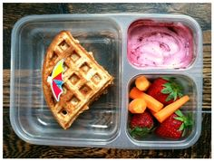 A week of lunches @100 Days of Real Food; saving this for when Anna is in kinder!