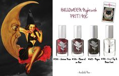http://www.pritinyc.com/Priti-Halloween-Night-Kit_p_1108.html #halloween #nailart #trickortreat #nightmanicure