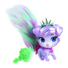 Disney Princess Palace Pets Furry Tail Friends Ariel's Puppy Matey Doll Disney http://smile.amazon.com/dp/B00KW0NUSC/ref=cm_sw_r_pi_dp_mcseub1FPRWVT
