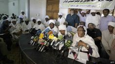Khartoum: the arrest of four of the daughters of the Mahdi and the leaders of his party