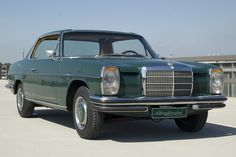 Mercedes 250 C'8 Coupe