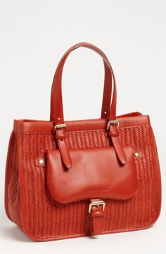 Longchamp 'Balzane Paille' Shoulder Tote available at #Nordstrom