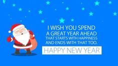 30 best best happy new year greetings images images on pinterest santa christmas and happy new year greeting messages images happy new year 2017 quotes happy m4hsunfo