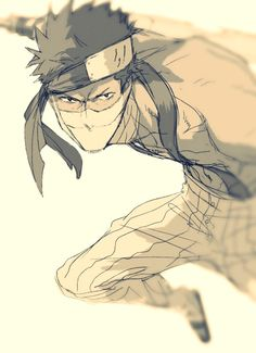 Momochi Zabuza/ Naruto/ Character #1