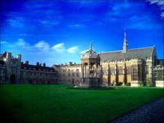 Vivid Trinity College, Cambridge