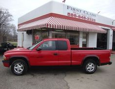 Cheap Used 1998 #Dodge Dakota #Pickup_Truck in Lincoln Park @ http://www.old-usedcars.com