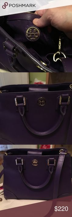 Tory Burch Crossbody Robinson Beautiful. NWOT. It was only worn for a weekend. I need to part with it, it's stupid keeping it in my closet for no one to see. It's absolutely gorgeous! It's at a price you won't see in the department store. PRICE FIRM. Priced to sell. No flaws!!! Tory Burch Bags Crossbody Bags